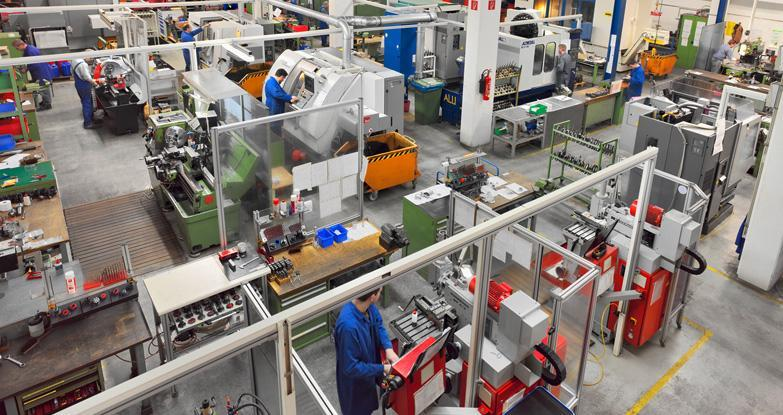 Professional production centre - the Hochrainer professional centre