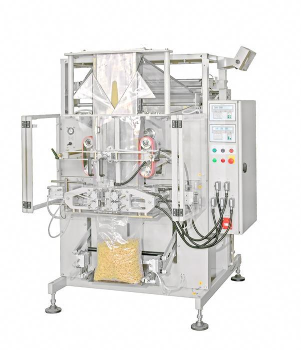 Vertical Packaging Machine M10000 - VERTICAL PACKAGING MACHINES FOR THE PASTA INDUSTRY