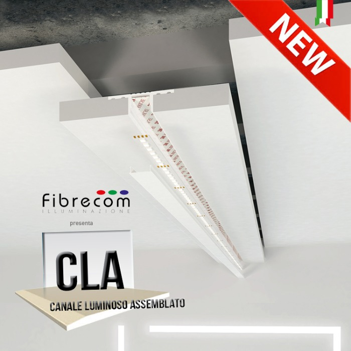 CLA- Canale Luminoso Assemblato