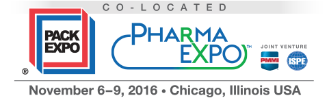 PACK EXPO International - March 2016 Chicago