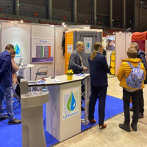 Eurotoi exhibition