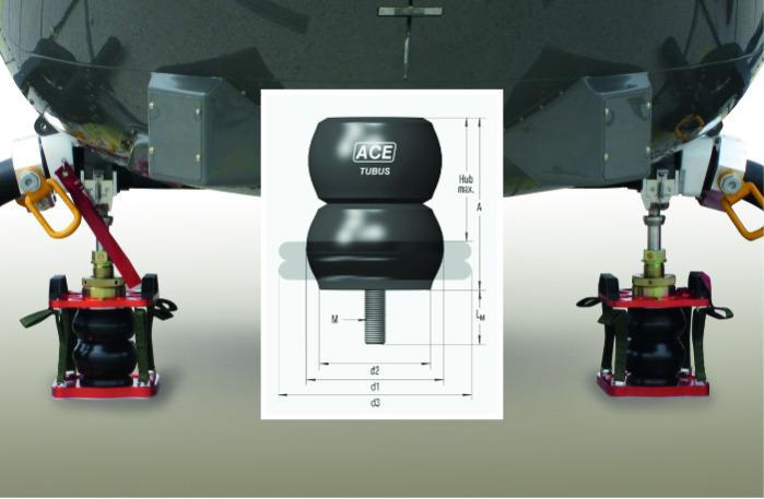 TUBUS von ACE: Tragende Rolle beim Hubschrauber-Transport
