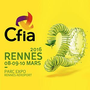 Exposant CFIA de RENNES 2016