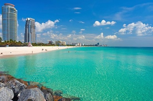 Miami, a place to visit, a place to live