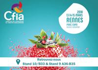 Retrouvez AxFlow et RDC Productions au CFIA de Rennes