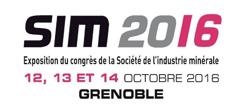 Salon des Industries Minières - SIM2016