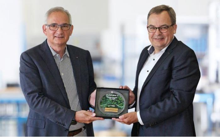 """Neugart ottiene il """"Schneider Electric Supplier Award"""""""