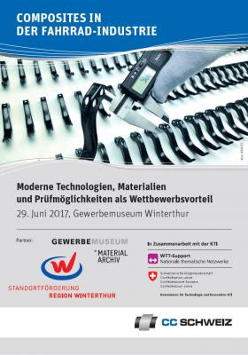 "Forum ""Composites in the bike industry"""