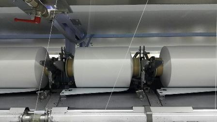 Elastan Gipe imalatına başladık.