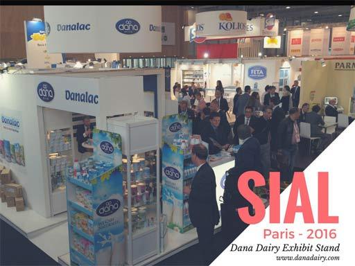 Dana Dairy presenta su gama de leche y productos lácteos