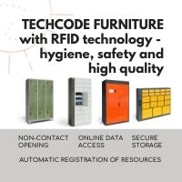 TECHCODE FURNITURE – hygiene, safety and high quality