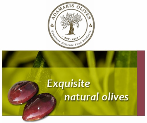 OLIVES _ All Natural