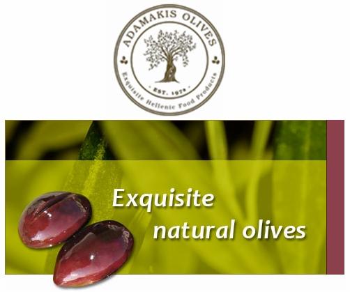 OLIVES _ All Natural