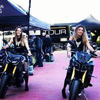 Yamaha Mt Tour 2018 Mallorca - Stand Vicious Radio
