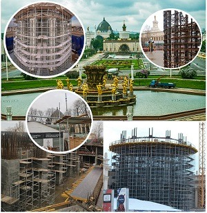 Renovation of VDNKh with PromStroyContract