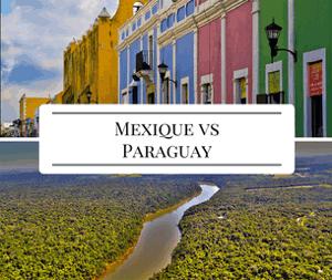 Mexique VS Paraguay