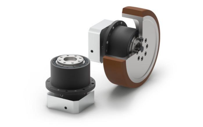 NGV-Planetengetriebe  - Für hohe Radiallasten