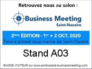 Business meeting Saint-Nazaire