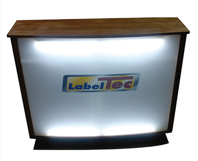 Le bar mobile LABELTEC qui crée l'événement !