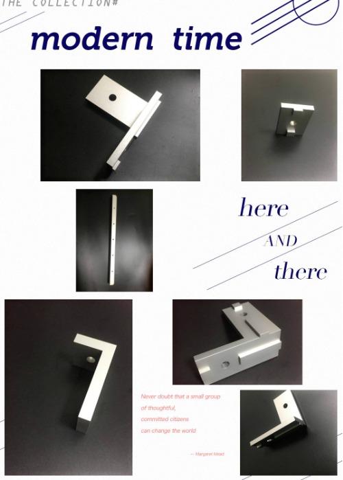 Custom cnc machined metal parts