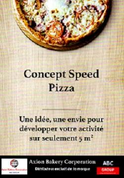 Concept Speed Pizza