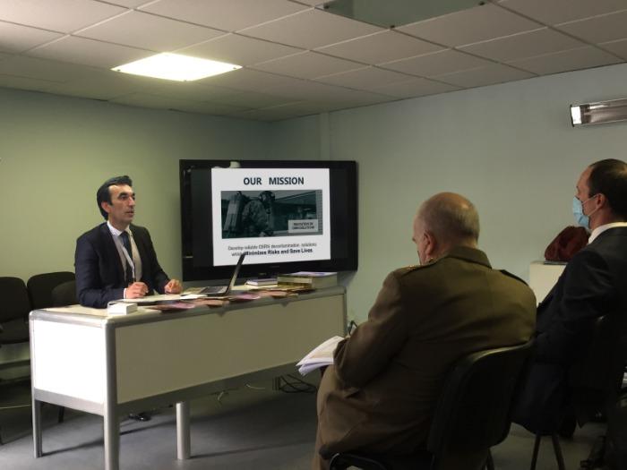 Hispano Vema participates in Armed Forces Bulgaria-Spain Bil