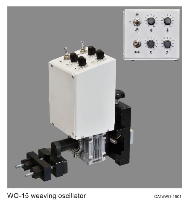 Weaving oscillator