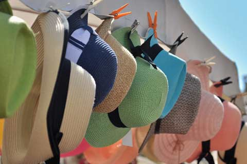 Sombreros personalizados: panamá, cowboy y de playa