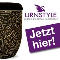 Urncapes vom Urnenhersteller Urnstyle ab sofort verfügbar !
