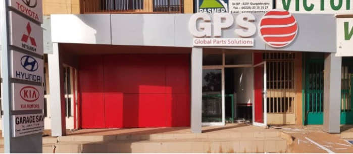 GLOBAL PARTS SOLUTIONS.