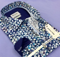 Digital printed men's shirts