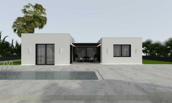 """La casa prefabricada en el acabado """"llave en mano"""" incluye:"""