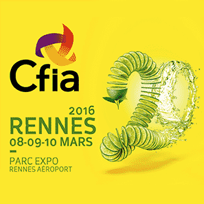 INOTEC BARCODE SECURITY au CFIA de Rennes