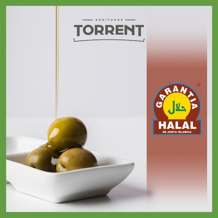 Aceitunas Torrent obtiene la certificación Halal