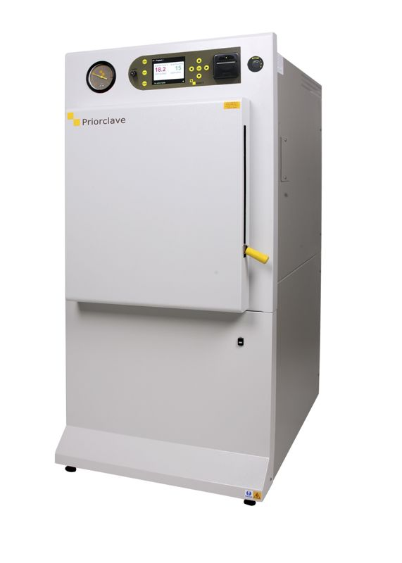 Priorclave Launches New Autoclave Development at Medica 2018