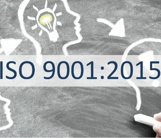 Sistema Qualità Consind aggiornato alla norma ISO 9001:2015