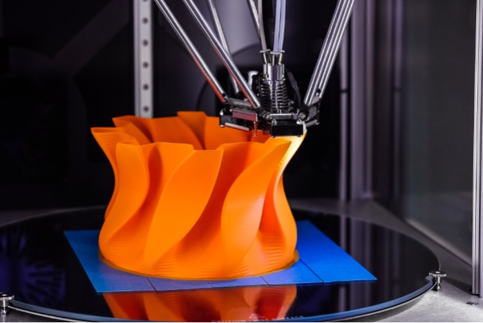 Servicio de Impresión de piezas 3D-nueva maquinaria