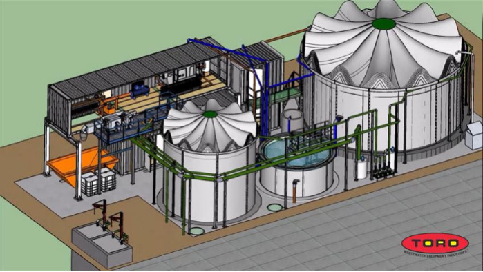 Experiencing space issues in designing your WWTP?