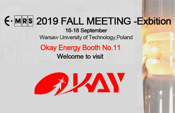 EMRS 2019 Fall Meeting and Okay Energy Exhibition in Poland