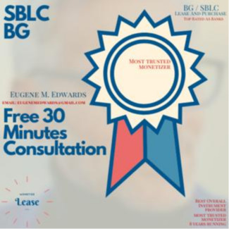 SBLC/BG Available For Lease in collaboration with TWMG