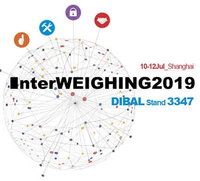 DIBAL AT INTERWEIGHING SHANGHAI 2019