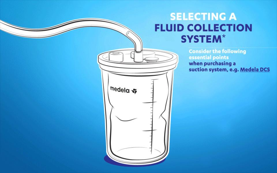 Selecting a fluid collection system