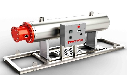 PIPE HEATERS FOR THE OIL & GAS INDUSTRY