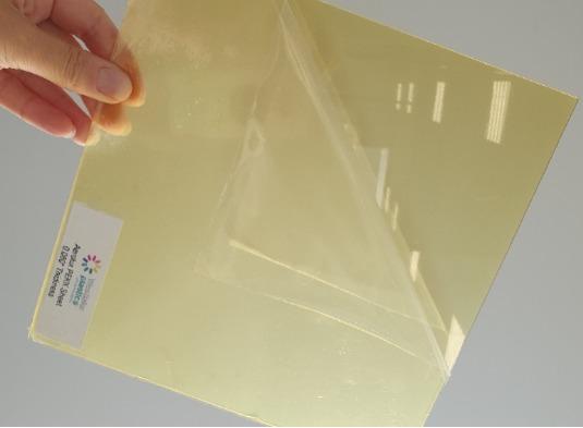 PEKK: semi-crystalline though thermoformable