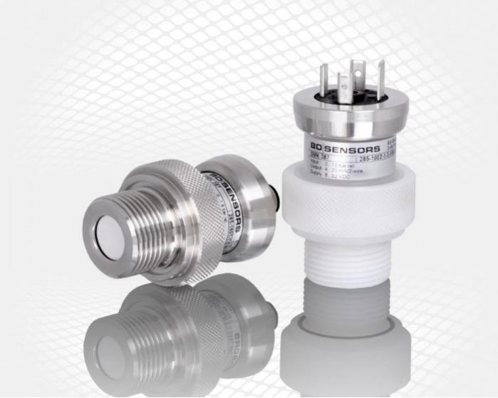 BD|SENSORS enhances its pressure transmitter range