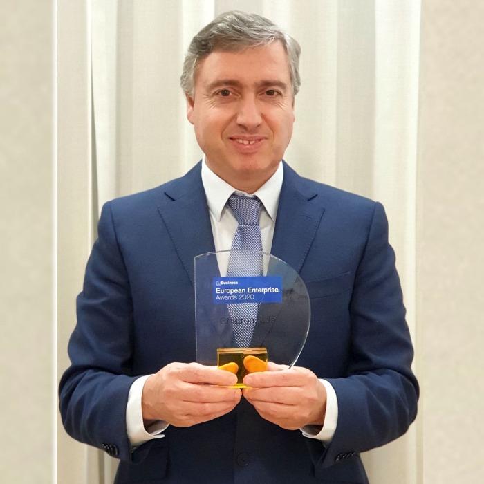 Chatron wins European Enterprise Awards