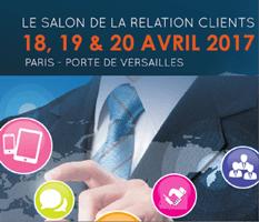 Okalys expose au Salon de la Relation Client