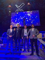 Мероприятие Swedish Steel Prize в Стокгольме
