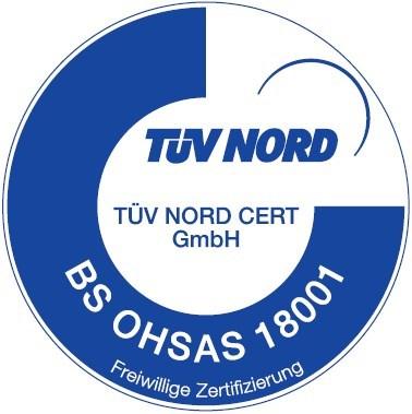 OHSAS 18001 Arbeitsschutzmanagementsystem