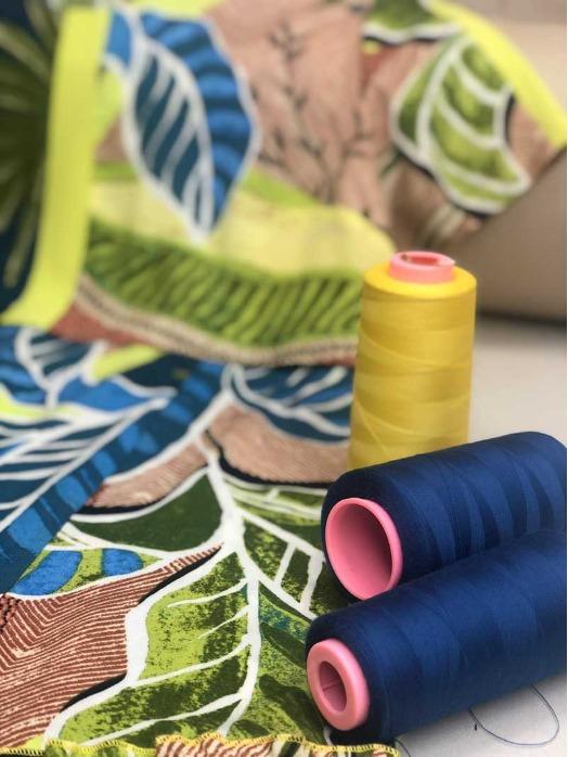 Ткань штапель: состав, виды, преимущества и описание
